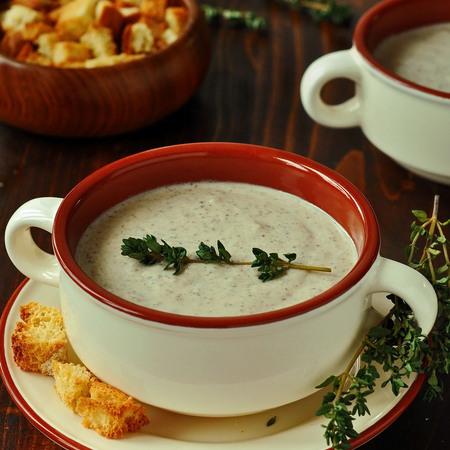 Large gabena krem supa