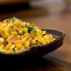 Лятна салата с царевица