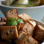 Печено тофу