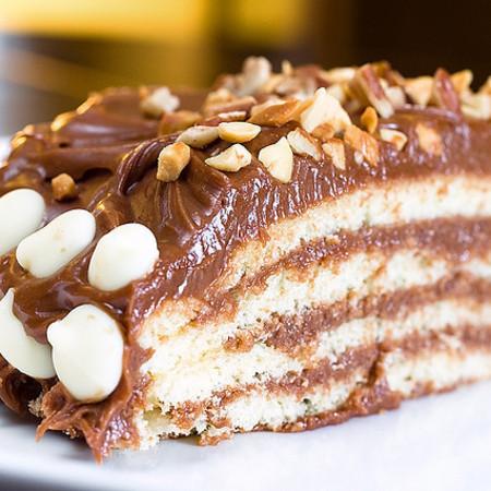 Large torta dobush