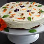 Торта с моркови