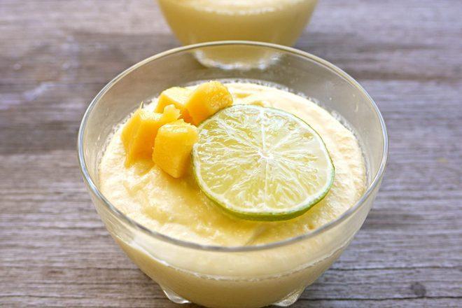Лимонов мус