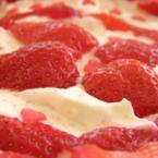Лека плодова торта