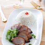Печено свинско бон филе