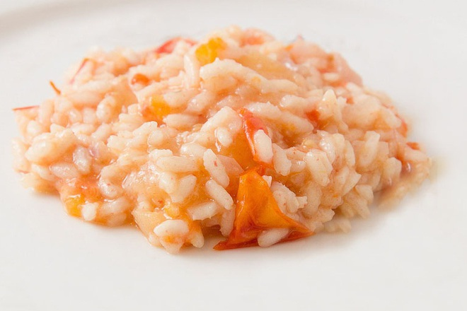Домати с ориз и масло