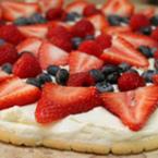 Плодова пица