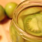 Туршия от зелени домати