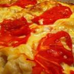 Лазаня с пресни домати