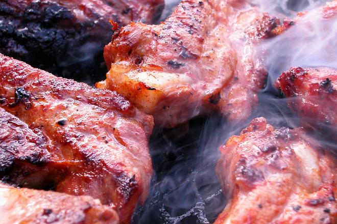 Свински пържоли