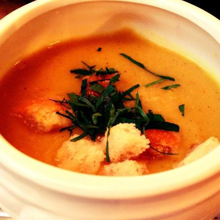 Large pikantna supa ot tikva