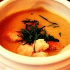 Пикантна супа от тиква
