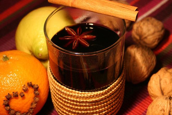Греяното вино - у нас и по света