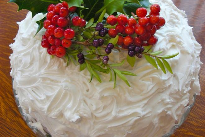 Коледна торта