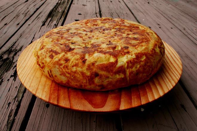 Тортиля от картофи
