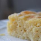 Макарони със сирене на фурна