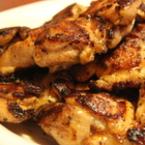 Пилешки пържоли със соев сос