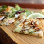 Пица с патладжан