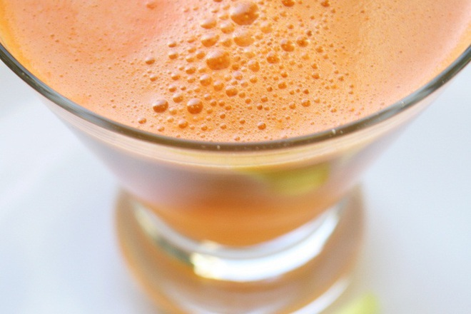 Морковен сок за здраве