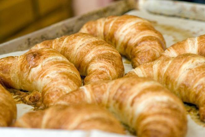 Кроасани от бутер тесто