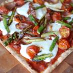 Пица с аспержи