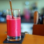 Малинов йогурт