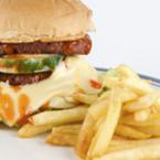 Хамбургер с тиквички