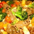 Свинско със зеленчуци