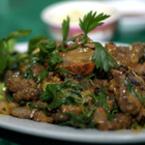 Свинско месо с къри