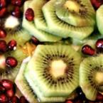 Плодова салата с нар