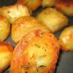 Печени картофи с риган