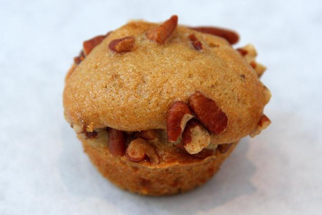 Мъфини с орехи