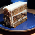 Торта с моркови и канела
