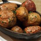 Печени цели картофи