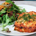 Зеленчукова лазаня