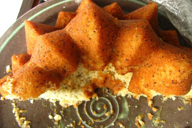 Лесен лимонов кекс с мак