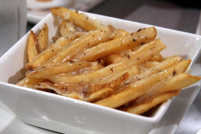 Пържени картофи с кашкавал