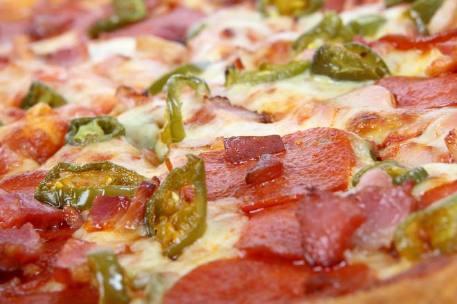 Люта пица