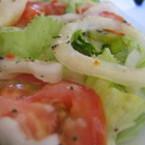 Лучена салата с риган