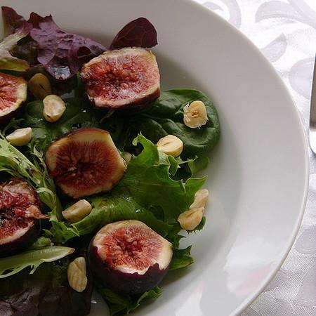Large zelena salata sas smokini