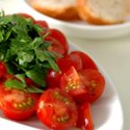 Салата домати