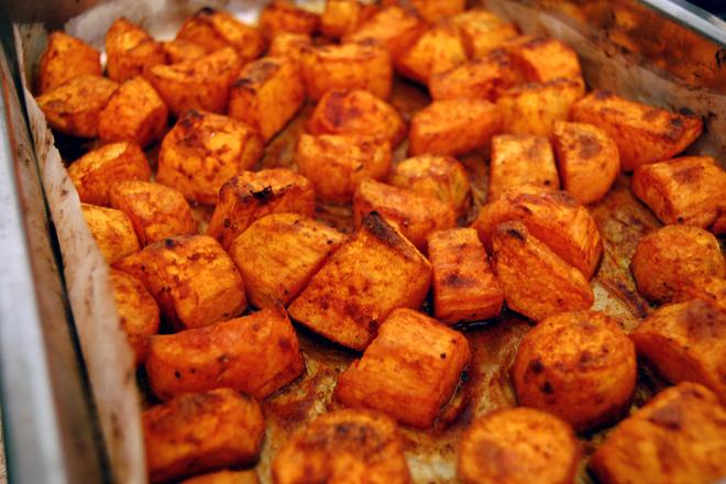 Печени картофки