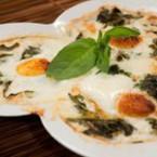 Спанак с яйца по панагюрски
