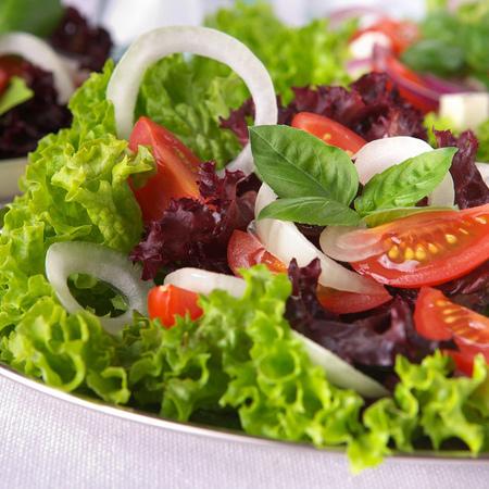 Large salata lolo roso