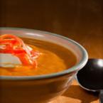 Крем супа от боб и леща