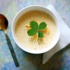 Крем супа от царевица с моркови