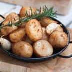 Запечени картофи с розмарин