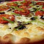 Люта пица с домати