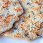 Солени палачинки със спанак