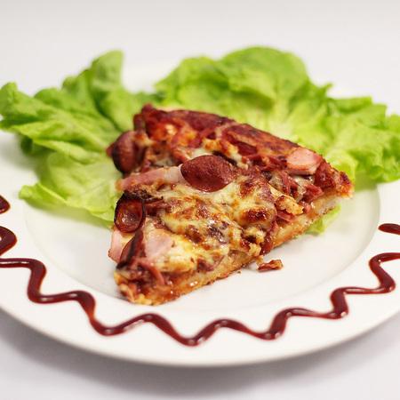Large pitsa promotsiya