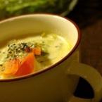 Пилешка супа с царевица